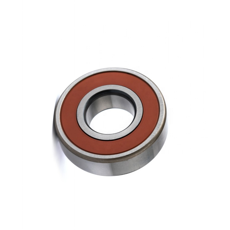 Plastic Bearing Rubber Coated Deep Groove Ball Bearing 6304zz